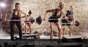 fitness galeon