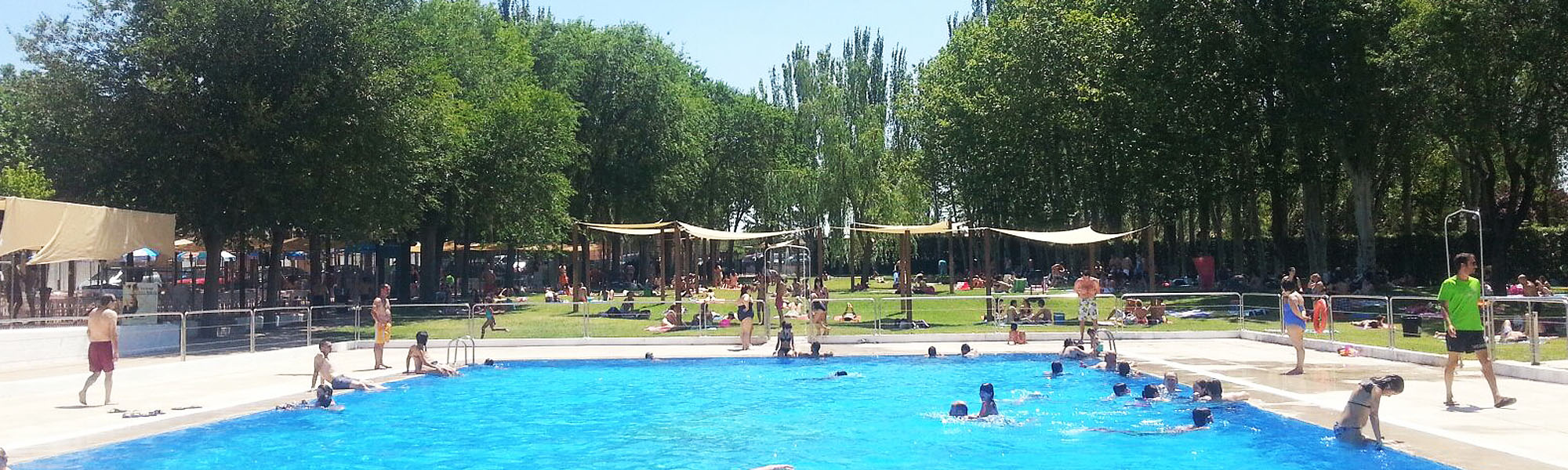 piscina municipal de verano de moraleja de enmedio